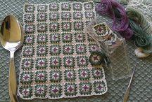 Miniature needlework / crochet, cross-stitch, sewing etc in miniature