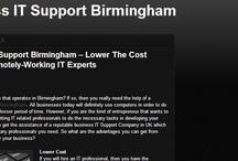 """Business IT Support Birmingham - Atom"""