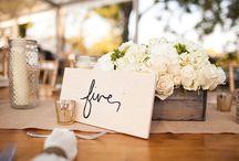 Wedding Flowers / by Tara Clark