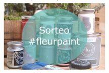Sorteos, concursos FleurPaint / Sorteos y concursos de FleurPaint #chalkpaint