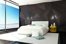 polygon wall