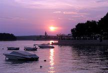 Ostrov Rab - Chorvatsko / fotografie z Chorvatského ostrova rab