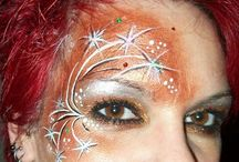 New Years eve face painting ideas