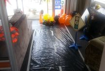 Prestons 5th Road Work Party / Road Works Themed Party