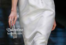 Valentino Charming Formal White Cocktail Dress / Fashion