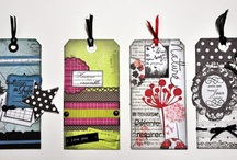 Scrapbook Tags / by Melissa Armstrong