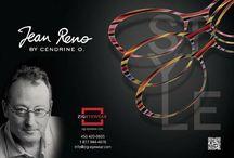 Jean Reno / Eyewear