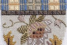Needlepoint -Thanksgiving