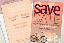 Save the Date | Event Theme / Save the Date announcements for Weddings any upcoming special occasion