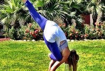 Yoga / Some #yoga poses take a little extra time, patience and practice to accomplish. Never stop practicing.