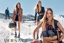Fashion Campaigns - Versace