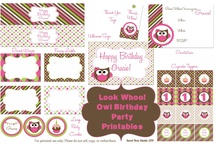 Owl Party