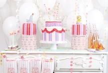 party time / party ideas, party table, party time
