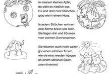 Kinderlieder/Fingerspiele