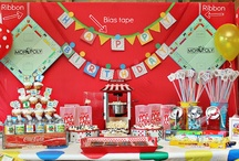 Game Party Ideas / by Kara Abrahamsen Lillian Hope Designs