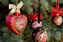 Julepynt/Christmas II / JUL