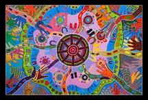 Aboriginal Artwork / www.missdinkles.com