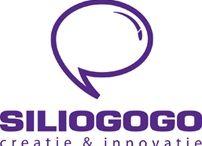 Siliogogo / Siliogogo creëert en innoveert; zonder creatie geen innovatie en zonder innovatie geen creatie #Siliogogo