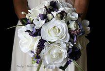 Wedding bells: The Flowers
