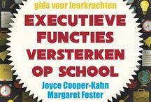 .// School: Leren - executieve functies