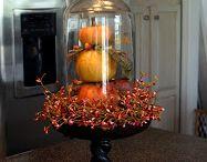 Glazen stolp decoratie