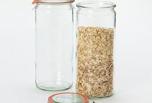 Jars + Cake Stand + Props / Jars, cake stands, and an occasional tea cup. / by Jess | The Wandering Fig