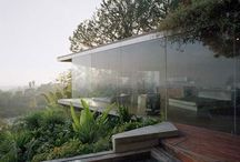 Modern Glass House Hollywood / Modern Glass House Hollywood