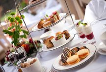 The Orangery / Panoramic views overlooking the castle estate make The Orangery a perfect spot to enjoy delicious food, in good company. We serve a contemporary menu for lunch and dinner daily, and our very popular Afternoon Tea, available with Champagne.