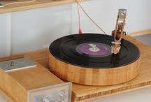 selfmade turntable