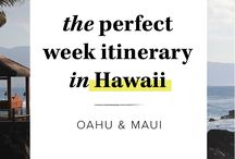 Hawaii 2019 / Prep and planning for a trip to Hawaii in mid 2019