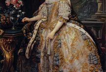 Louis XV et Louis XVI 2 / by Natasha Milady