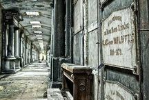 Abandoned places to go