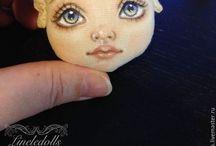 Muñecas Ojos