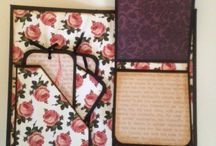 Mini album / Scrapbooking