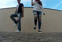 Shuffle Dance GIF #Shuffle_Dance_GIF / Shuffle dance is gaining increasing popularity among youth GIF #Shuffle_Dance_GIF http://angrygif.com/shuffle-dance/