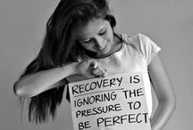 Recovery for YOU / For those who suffer from an eating disorder, hope theese helps you to keep on fighting!