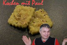 Pauls Kochstube / Kochen für Hausmänner und Freunde der leichte Küche. Rezepte für den Alltag und für den Freude am Kochen.
