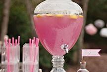 Baby Shower / Greta's Shower - Pink Lemonade