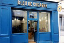 Bleu de Cocagne | Paris Store / 57 Rue Charlot 75003 Paris, France