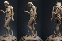 Sculpt and Statues