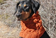 Handmade for Dogs / A collection of handmade items from around the Internet. From handmade sweaters to custom collars and household items.