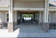Beazer Bishop Landing - Clubhouse - GMD Designed / Beazer clubhouse in Deleware