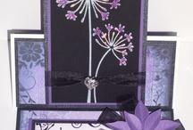 My Poppy Stencils DT Cards.....