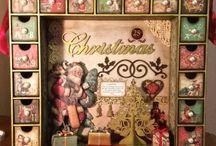 Advent calander Christmas