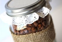 uses for reusing jars / by Janet Shaw Brady