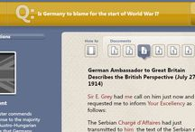 World War I / 2014 marks the centennial of this war that changed everything. World War I was modernity's defining moment.