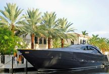 Boats and Yachts / The most Luxury Yachts and Boats / by Trendzona.com
