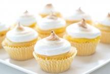 cupcake limón merengue