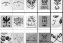 sygnatury porcelana falszywe