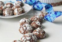 biscotti decorati e semplici